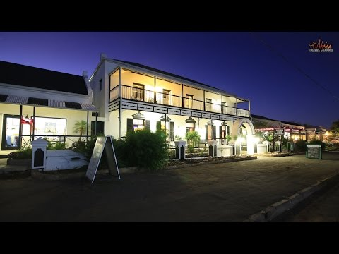 Swartberg Hotel - Accommodation Prince Albert South Africa - Africa Travel Channel