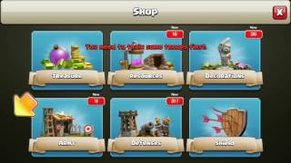 How to hack clash of clans get unlimited coins money life etc. [HINDI LANGUAGE].