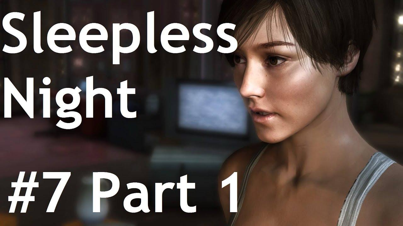 Sleepless Night - Episode #7 - HEAVY RAIN - YouTube