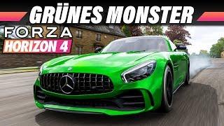 Mercedes AMG GTR – FORZA HORIZON 4 Gameplay German | Lets Play 4K 60FPS Deutsch