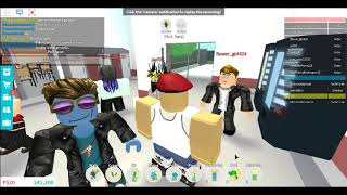 Epic roblox action game thing