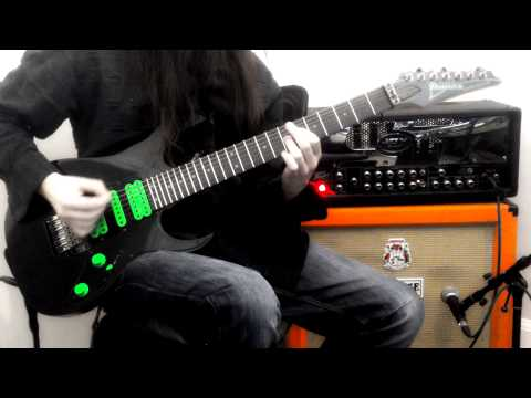 Xerath - Conor McGouran - I Hold Dominion Guitar Playthrough