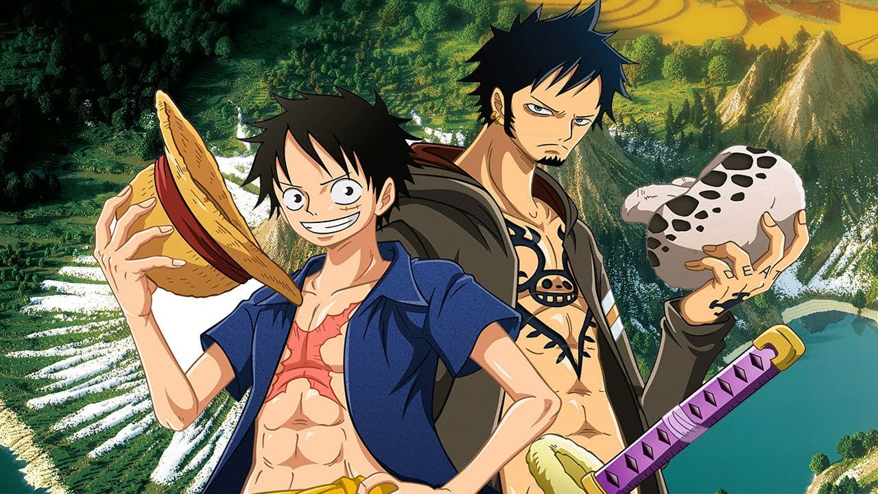 Map Of The World Of One Piece.One Piece World Seeker First Scan Gameplay Screenshots This Map