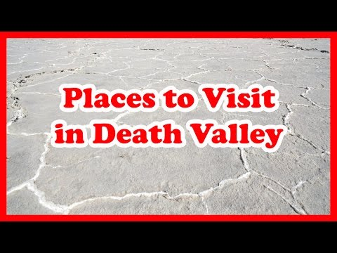 5 Top-Rated Places to Visit in Death Valley   United States Travel Guide