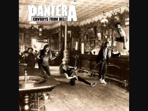 Pantera - Cemetery Gates(remastered)