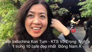 Cafe Indochina Kon Tum - Golden