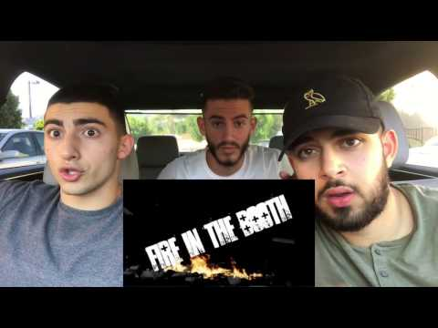 K Koke - Fire In The Booth Pt.1 | Reaction