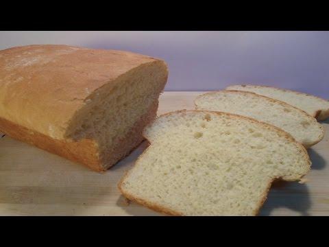 طريقة عمل خبز التوست المثالي في البيت - التوست الأبيض - White Bread