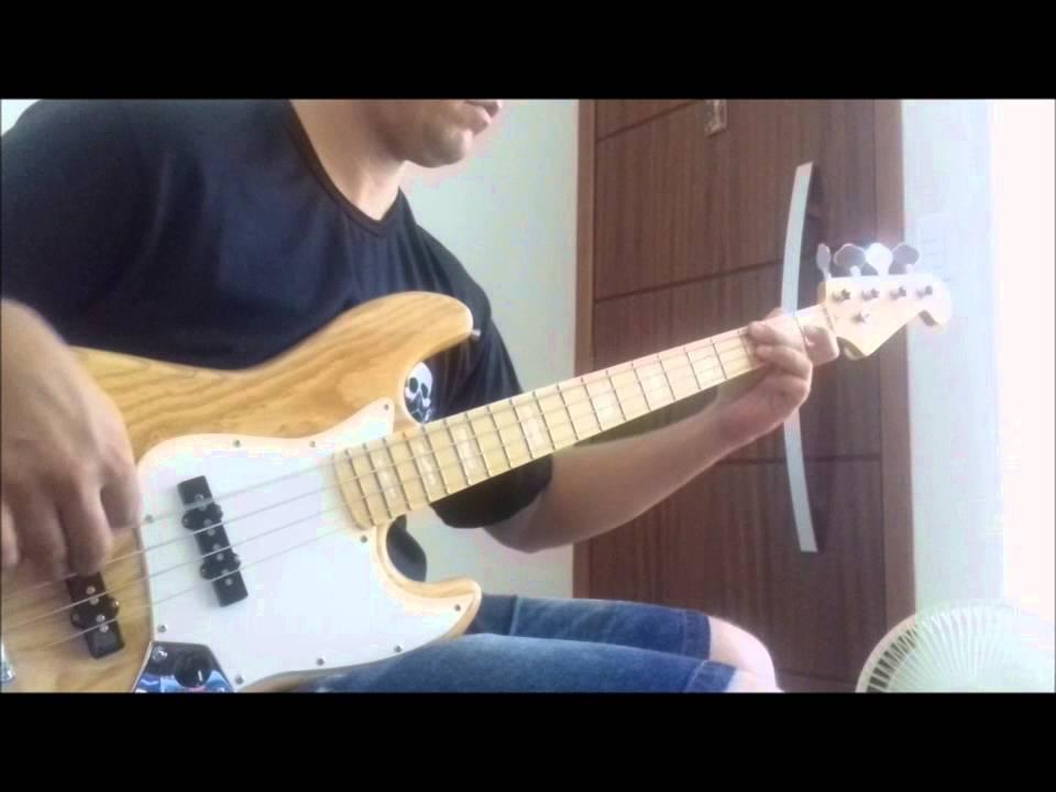 Somedays - Audioslave  ( bass cover)