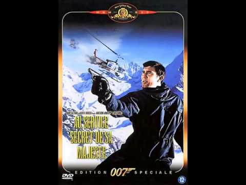 On Her Majesty's Secret Service - Blofeld's Plot HD