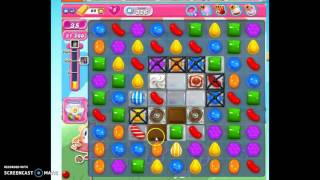 Candy Crush Level 326 w/audio tip, hints, tricks