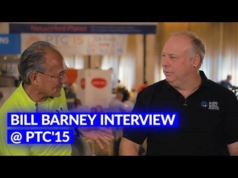 Bill Barney interview @ PTC'15