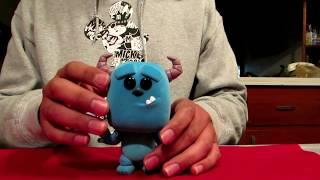 Funko Pop!  Disney: Monster's Inc Flocked Sulley Amazon Exclusive #385