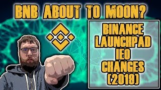 Is Binance Coin About To Moon? Binance Launchpad Initial Exchange Offering Changes (2019)