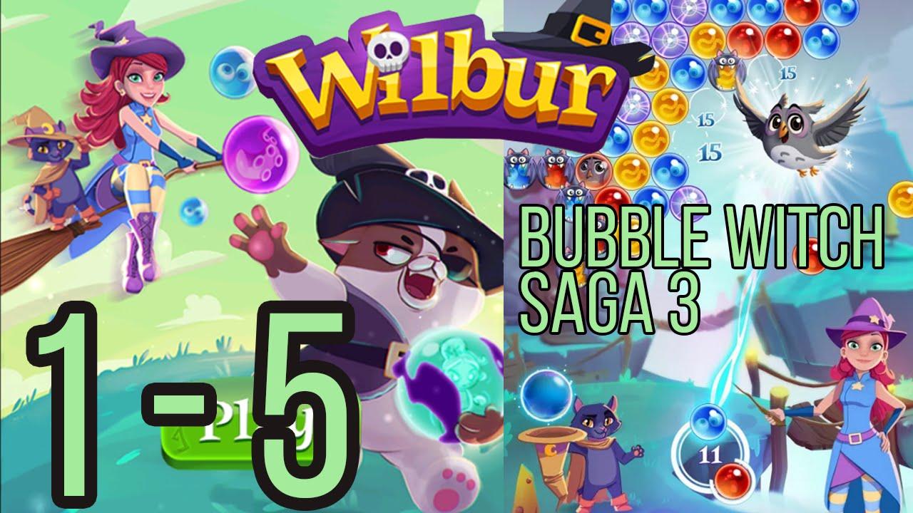 gioco bubble saga da