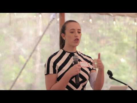 From Sick Girl To Empowered CEO-Emily Levy Inspires at 2017 ...