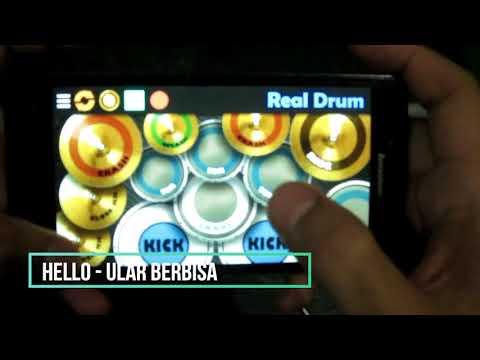 Hello - Ular Berbisa (Real Drum Cover)