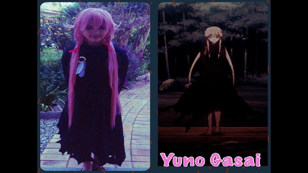 Dress up yuno gasai - Mirai Nikki Yuno Gasai Cosplay