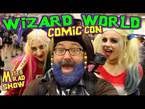 Minneapolis Comic Con 2017 - Best Cosplay - Wizard World - Matt's Rad Show