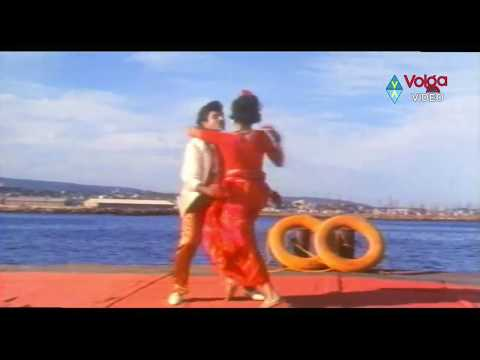Chingu Chingu Cheera Song - Balakrishna Songs - Lorry Driver Movie Songs - Balakrishna, Vijayashanti