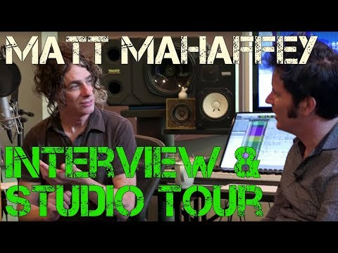 Film & TV Composer & Producer Matt Mahaffey  - Warren Huart: Produce Like A Pro