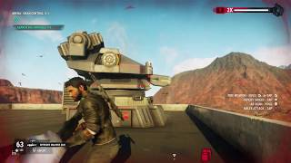 Just Cause 4 - Gran Central Break-In - Destroy the Turbines