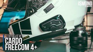 Best communication device REVIEW Cardo Freecom4+