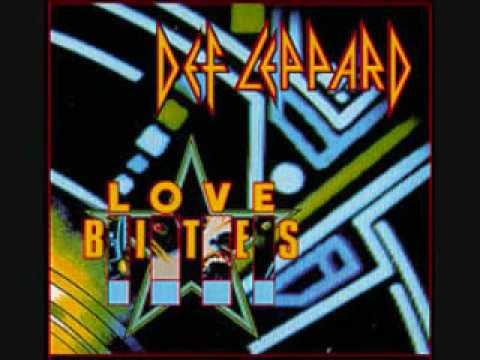 Def Leppard- Love Bites - YouTube