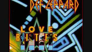 Def Leppard- Love Bites