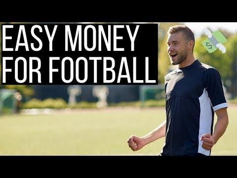 How To Make Money As A Footballer - Proven Methods