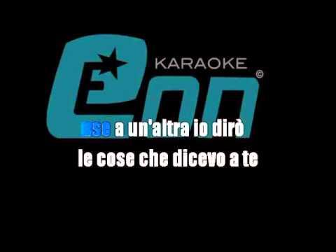 Il Volo Canzone per te +1 Eon karaoke demo