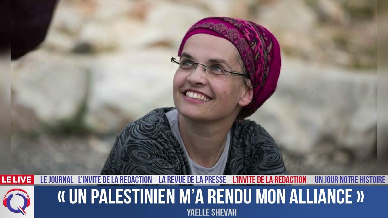 « Un Palestinien m'a rendu mon alliance » - L'invité du 4 juillet 2021