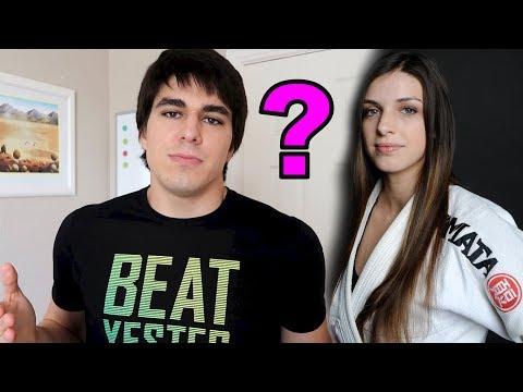 How to Roll with Women in Brazilian Jiu Jitsu | LiveTheMachLife