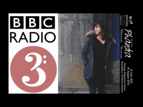 Sophie Hunter  with BBC Radio 3 in July 2015 about