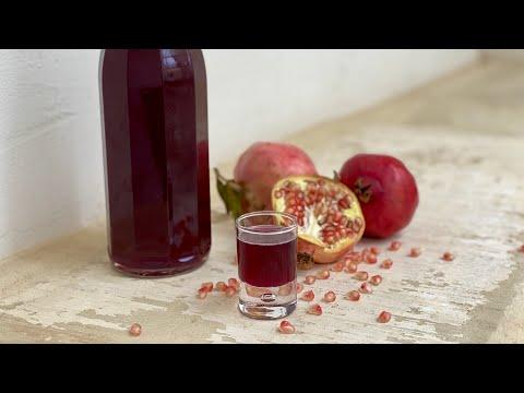 LIQUORE al MELOGRANO fatto in casa 🤪 Come fare il Liquore di