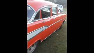 1957 Chevy bel air BARN FINDER