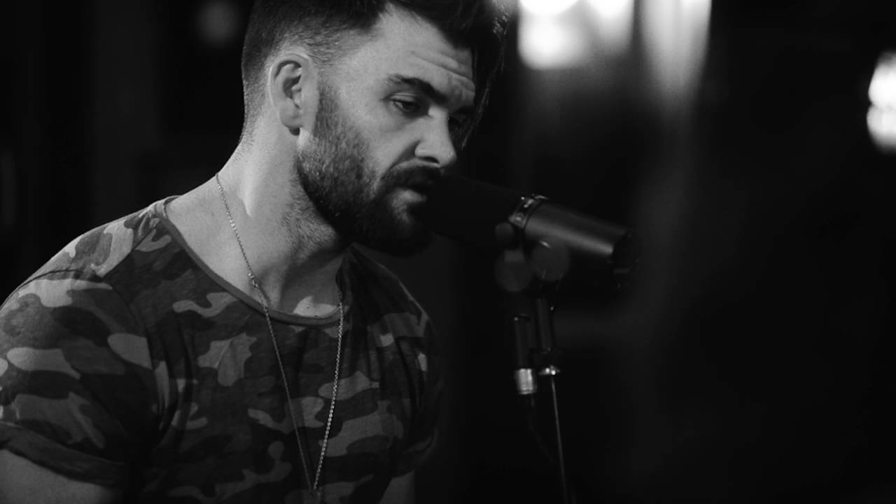 dylan scott living room the nashville sessions youtube