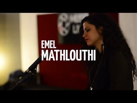 Emel Mathlouthi | World Tour 2014