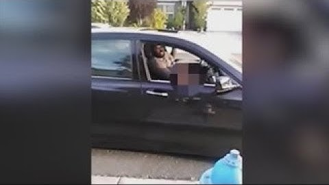Man caught on camera exposing himself to teen in Victorville