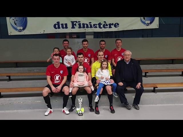 Paotred Dispount Futsal VS ASPTT Lorient Futsal