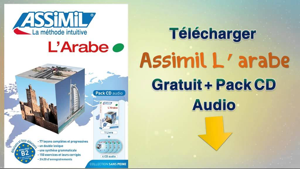 ASSIMIL TÉLÉCHARGER ARABE METHODE
