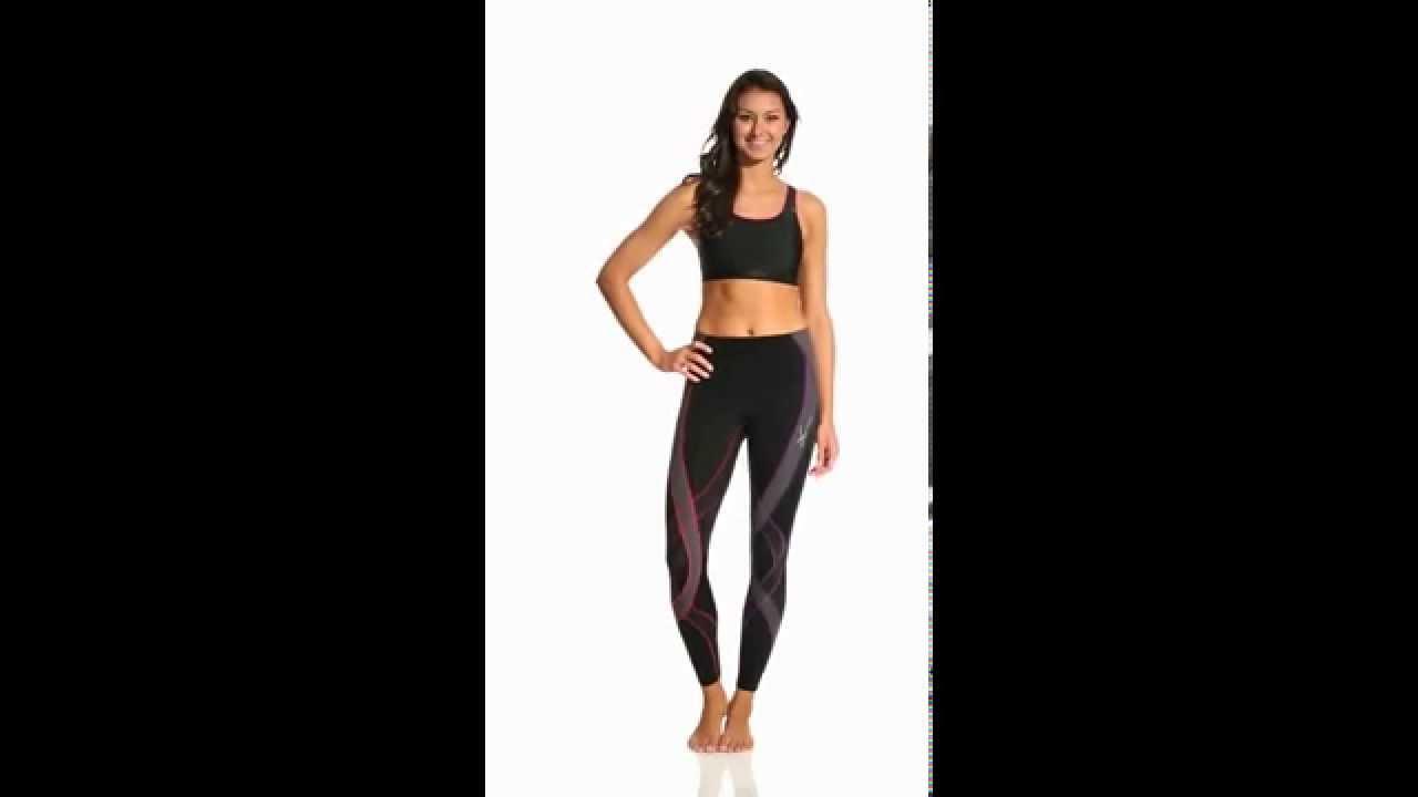 4a34a6989 CW-X Women's Endurance Generator Running Tights | SwimOutlet.com ...