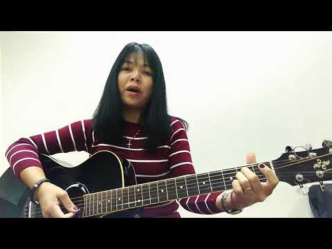 Eimee Velarde - LIFT UP YOUR HANDS TO GOD guitar cover