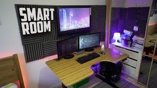 Making a Smart Room - Episode 2 (Autonomous Smart Desk)