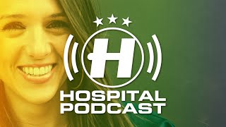Hospital Podcast 446 with Charlie Tee