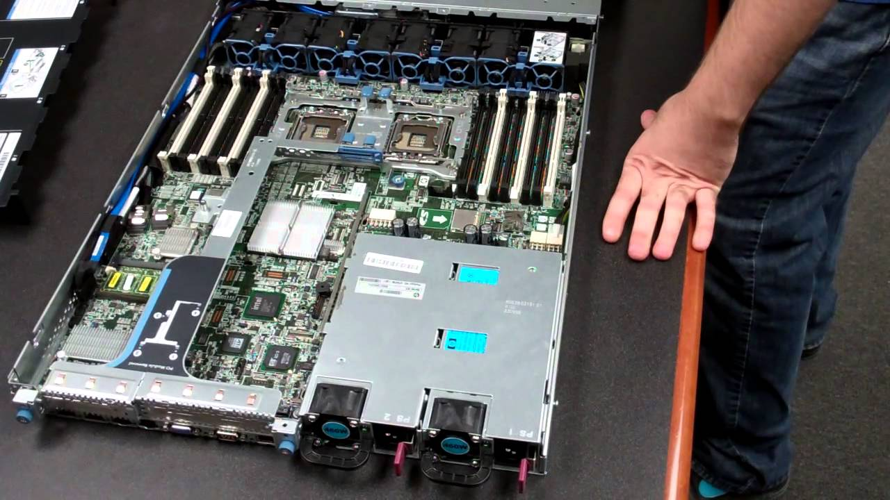 Velocity Tech Solutions - HP ProLiant DL360 G7 Server Overview