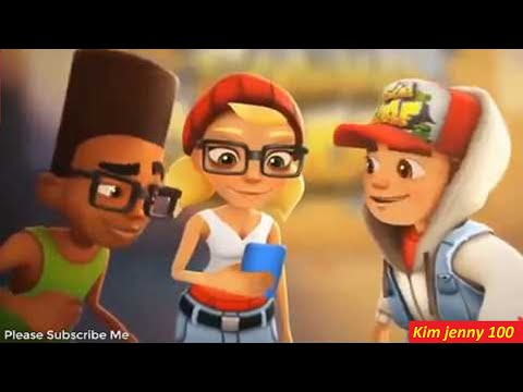 Subway Surfers Official Trailer & Blades of Brim Mix ❷⓿❶❼ by SYBO Games