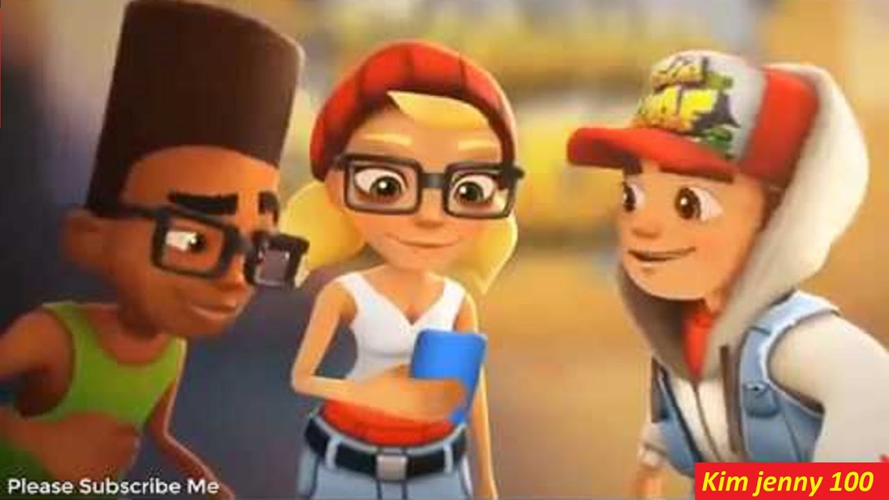 Download Subway Surfers Official Trailer - This is best Cartoons Subway Surfers 2020 Gameplay PC HD - Kim 100