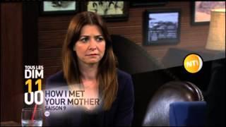 How I Met Your Mother saison 9 tout les dimanche à 11h Sur NT1 (Ba 3D)