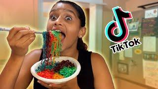 Professional Chef Tries TikTok Food Hacks | Part 2